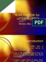 Latex Allergy 2