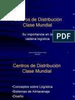 Centros de Distribucion