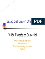 Apicultura en Chile Negocios Polinizacion y Miel