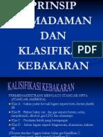 3. Prinsip Pemadaman