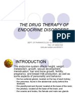 The Drug Therapy of Endocrine Disorders