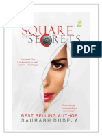 The Square of Secrets - by Saurabh Dudeja