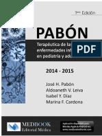 PABÓN TERAPÉUTICA DE LAS ENFERMEDADES INFECCIOSAS EN PEDIATRÍA y ADULTOS 1 ed.pdf