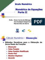 Cálculo Numérico Parte2 Metodos
