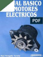 Manual básico de motores eléctricos - Raúl Peragallo Torreira