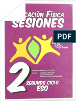 Pt Educacion Fisica Sesiones 2do Ciclo Eso