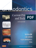 Graber - Orthodontics Current Principles and Techniques 5th Edition