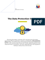 01 the Data Protection Officer