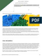 ¿Qué Son Los Plásticos_ __ PlasticsEurope