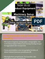 7. Material Handling OK
