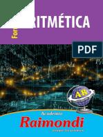 Formulario Aritmetica - Raimondi
