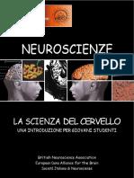 Neuroscienze - La Scienza Del Cervello WEB