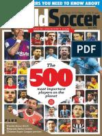500 Best Footballers 2018