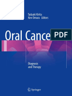 Oral Cancer Diagnosis and Therapy