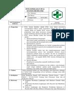 Pengoperasian Ipal System Biofilter
