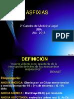Clase Asfixias 2018 2º SEMESTRE