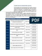 Panel Docente  Diplomatura Periodismo Digital