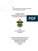 Review Jurnal III - Competitive Market Force
