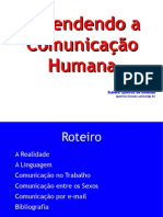do a Comunicacao Humana
