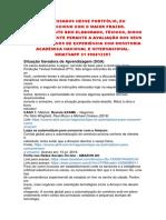 Portfolio UNOPAR MARKETING 3 e 4 - 2018 - Marketing e Automacao No Varejo - Encomende Aqui 31 996812207