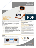 Vitl Ther-Mix Product Sheet
