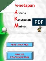 Materi 14. Penetapan KKM.ppt