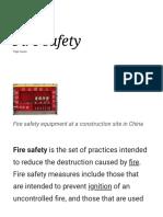 Fire safety - Wikipedia.pdf