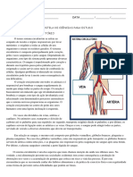 Apostila Sistema Circulatório