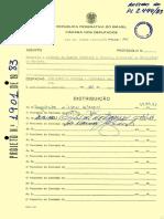 TCC Projeto de Lei 1983 Guarda Costeira