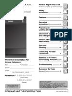 Dishwasher care & use