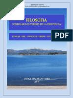 349. FILOSOFIA + VERBOS PARA CONJUGAR LA EXISTENCIA + MODULO 2 + SER