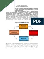 Aspectos Metodologicos Balance de Gestion Integral