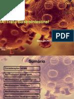 Manifestações gastrointestinais do HIV