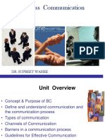 Unit-1 Understanding Business Communication