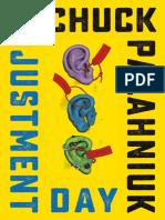 Chuck Palahniuk - Adjustment Day