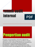 10. TEHNIK AUDIT INTERNAL versi Riana.ppt