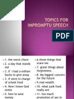 Topics-for-Impromptu-Speech.pptx