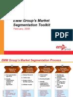 EMM Segmentation Toolkit Ssd 020909
