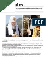 International in Lume Intalnire Doua Ore Patriarhii Bartolomeu Kiril Iistanbul Tema Ortodocsilor Ucraina 1 5b898f8fdf52022f750116cc Index