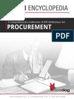 Procurement Kpis - intro brief
