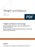 Weight and Balance Terminology 2nd lesson.pptx