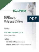 Metoda Securiti Pada DNP3 Protokol