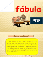 Apunte 1 La Fabula Junio