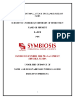 A STUDY OF NATIONAL STOCK EXCHANGE (NSE) OF INDIA.pdf