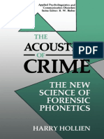 [Harry Hollien (Auth.)] the Acoustics of Crime Th(B-ok.org)
