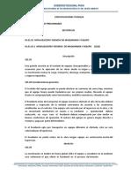 01.00.00 Obras Prelimi9nares y Obras Provisionales