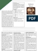 Hellenic Ritual Brochure 2015
