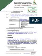 INFORME N° 009-2016-GR.CAJDREME-FEDLL-PMVP - YERBA BUENA