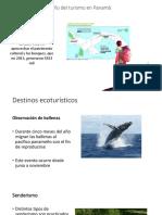 Desarrollo Del Turismo en Panamá