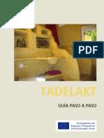 Guia de Tadelakt Español